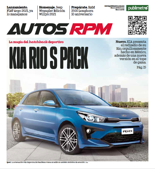 Suplemento Autos RPM 29 de octubre 2020