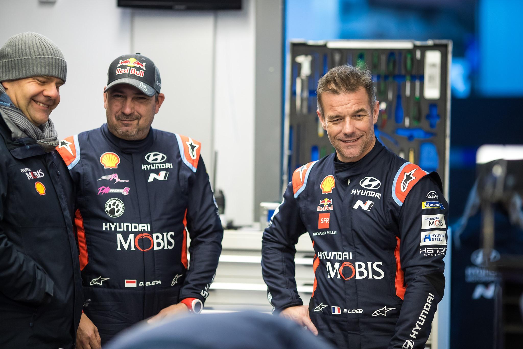 Loeb abierto a regresar con Hyundai