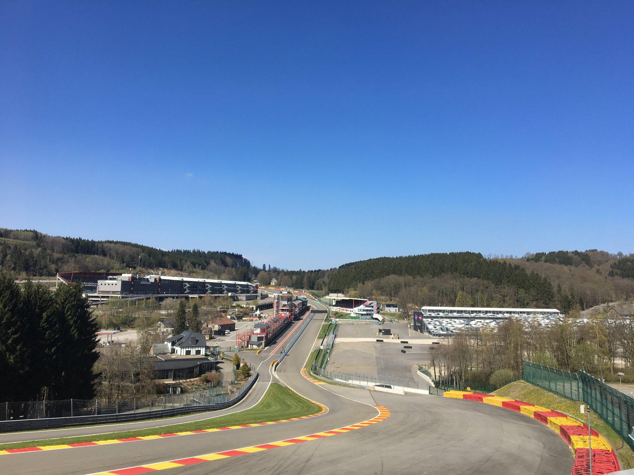 Spa-Francorchamps tendrá una renovación de 80 millones de euros