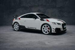 Audi TT RS 40 años de quattro