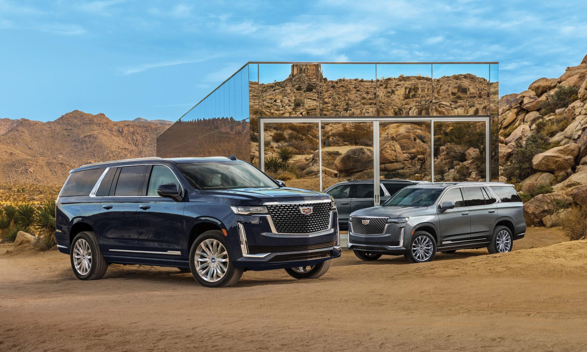 Cadillac Escalade 2021, un estilo más tecnológico