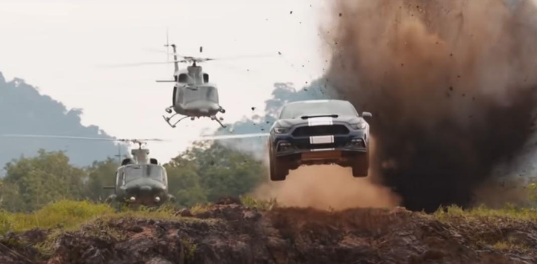 Autos de 'Fast and Furious' que se estrenará en 2021, ahora vuelan