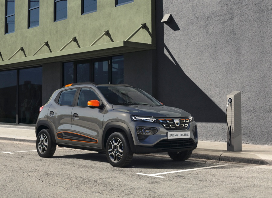 Dacia Spring Electric, el EV más barato de Europa