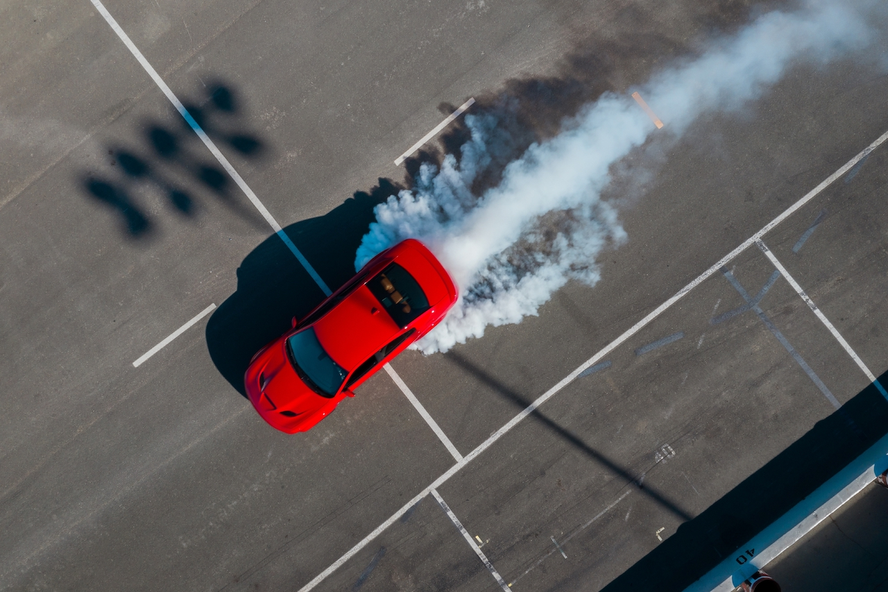 Dodge Charger Widebody Hellcat, el pecado capital