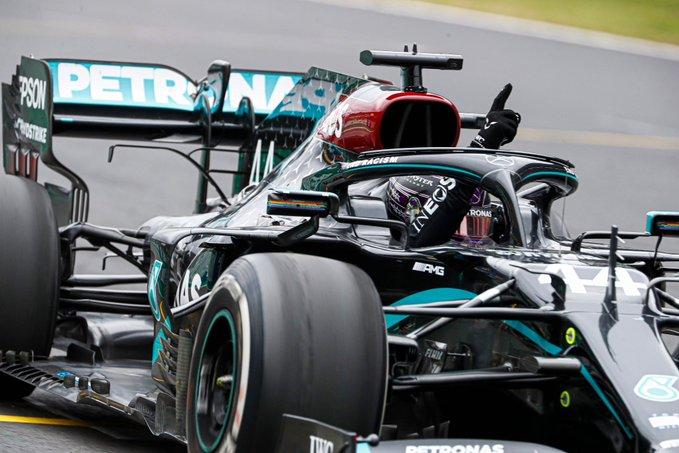 Lewis Hamilton se convierte en el piloto con más victorias en la Fórmula 1