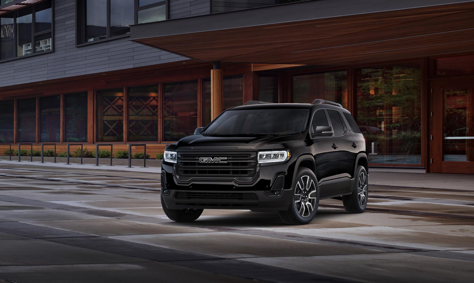 GMC Acadia Black Edition 2021