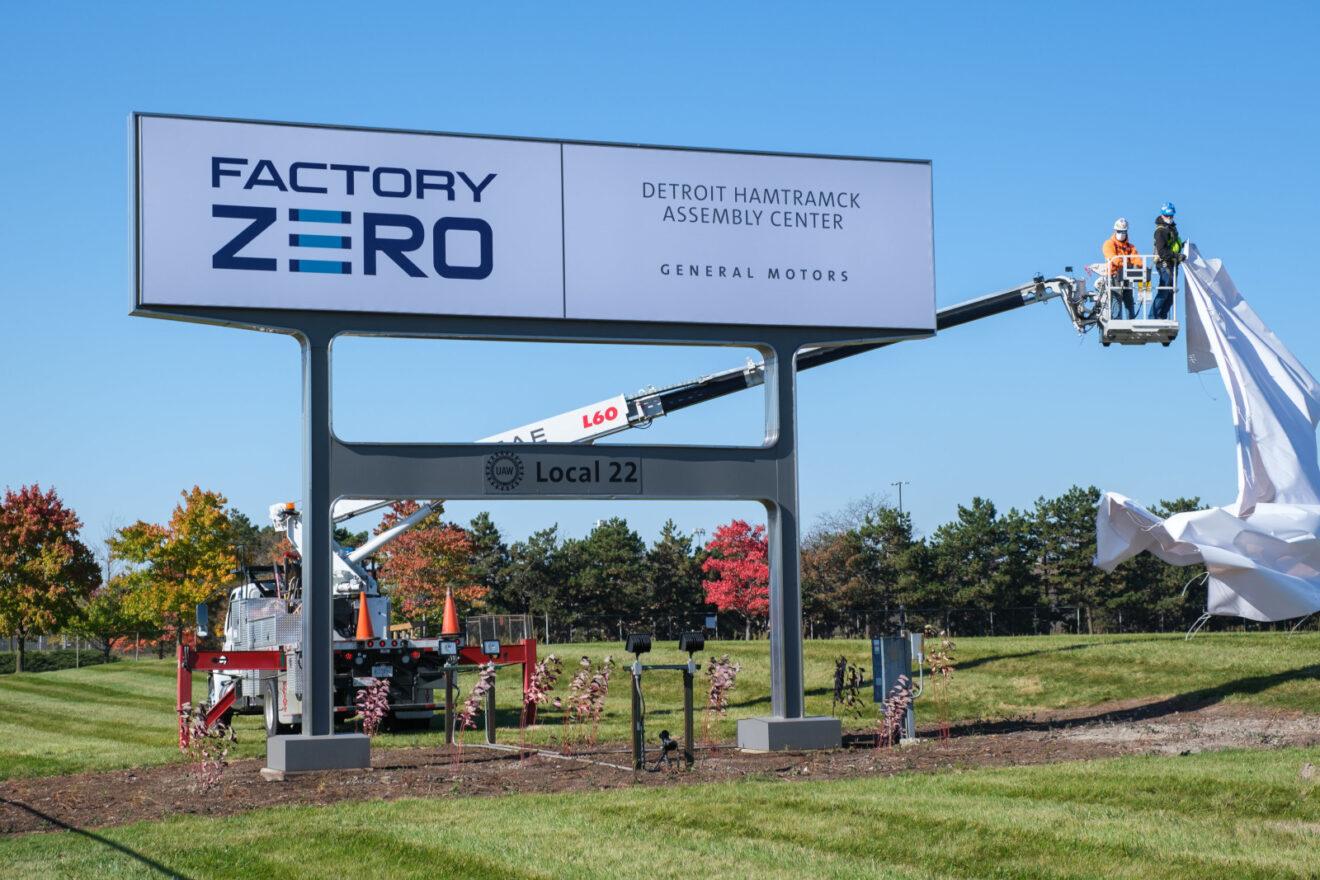General Motors: Factory ZERO, la nueva producción sustentable