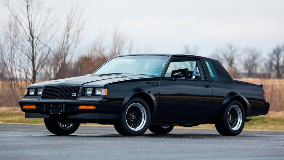 Buick Regal Grand National GNX