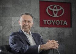 Guillermo Díaz nombrado Vicepresidente de Operaciones de Toyota en México