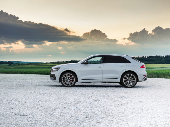 Hasta 59 kilómetros en modo eléctrico con Audi Q8 Plug-in Hybrid