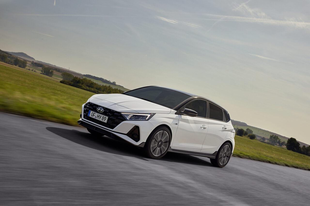 Hyundai presenta un acabado N Line para el nuevo i20