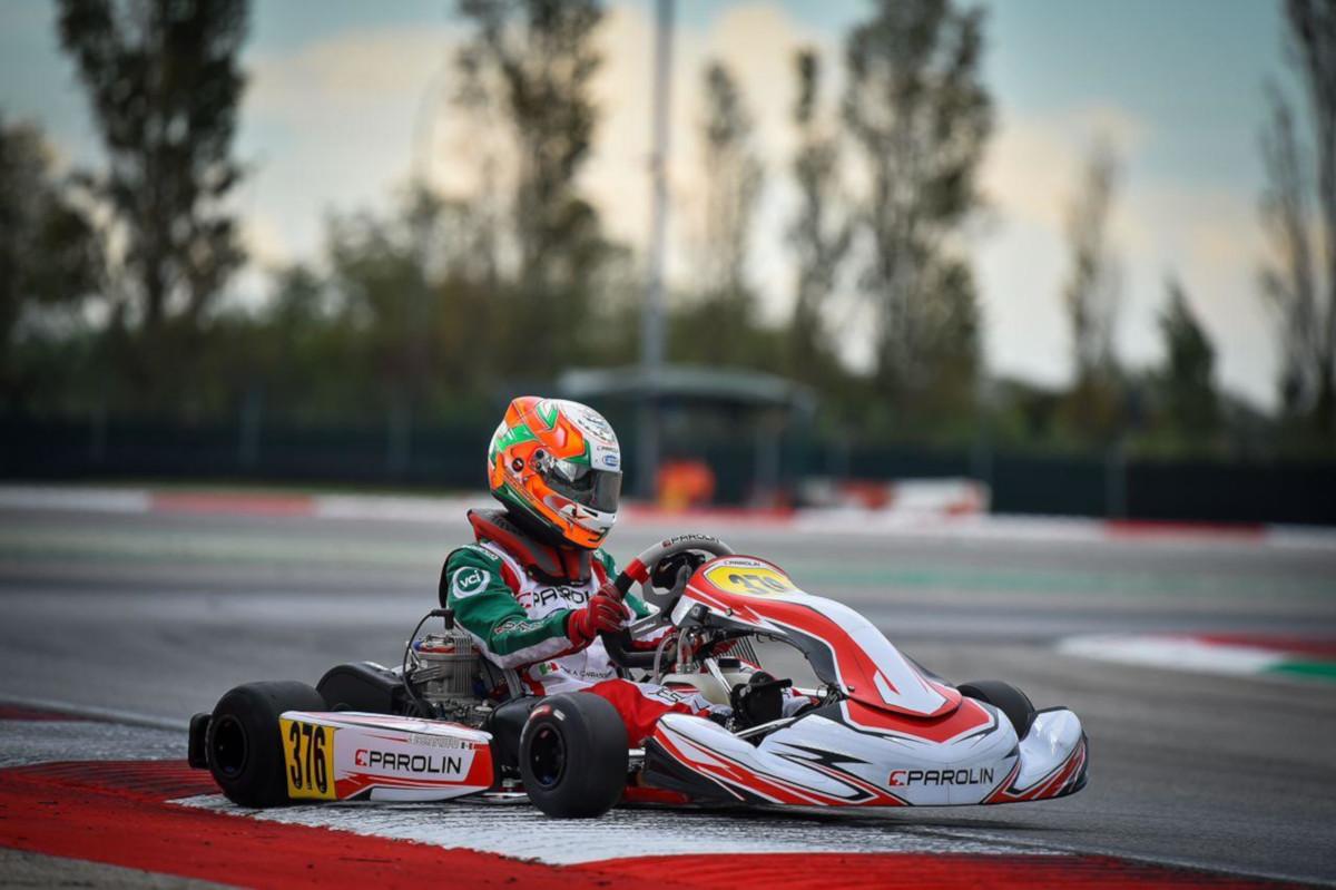 Jesse Carrasquedo Jr. finalizará el kartismo con miras a la F4 NACAM