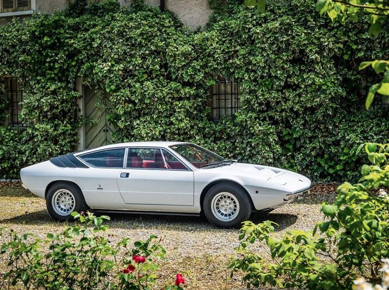 Lamborghini Urraco cumple 50 años de ser el deportivo pionero
