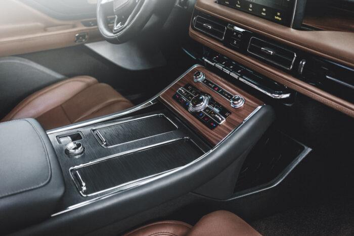 Lincoln Aviator Grand Touring PHEV, cero emisiones y 494 caballos