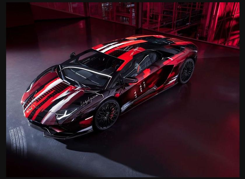"""Personalizar tu nuevo Lamborghini ahora es más divertido en """"The Lounge Tokyo"""""""