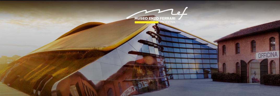 Lunes de museos: Museo Enzo Ferrari en Módena