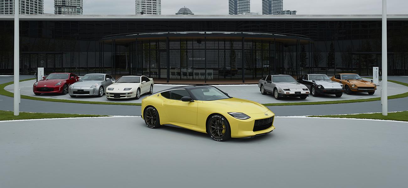 Lunes de museos: Zama Heritage Car Garage, con la historia de Nissan