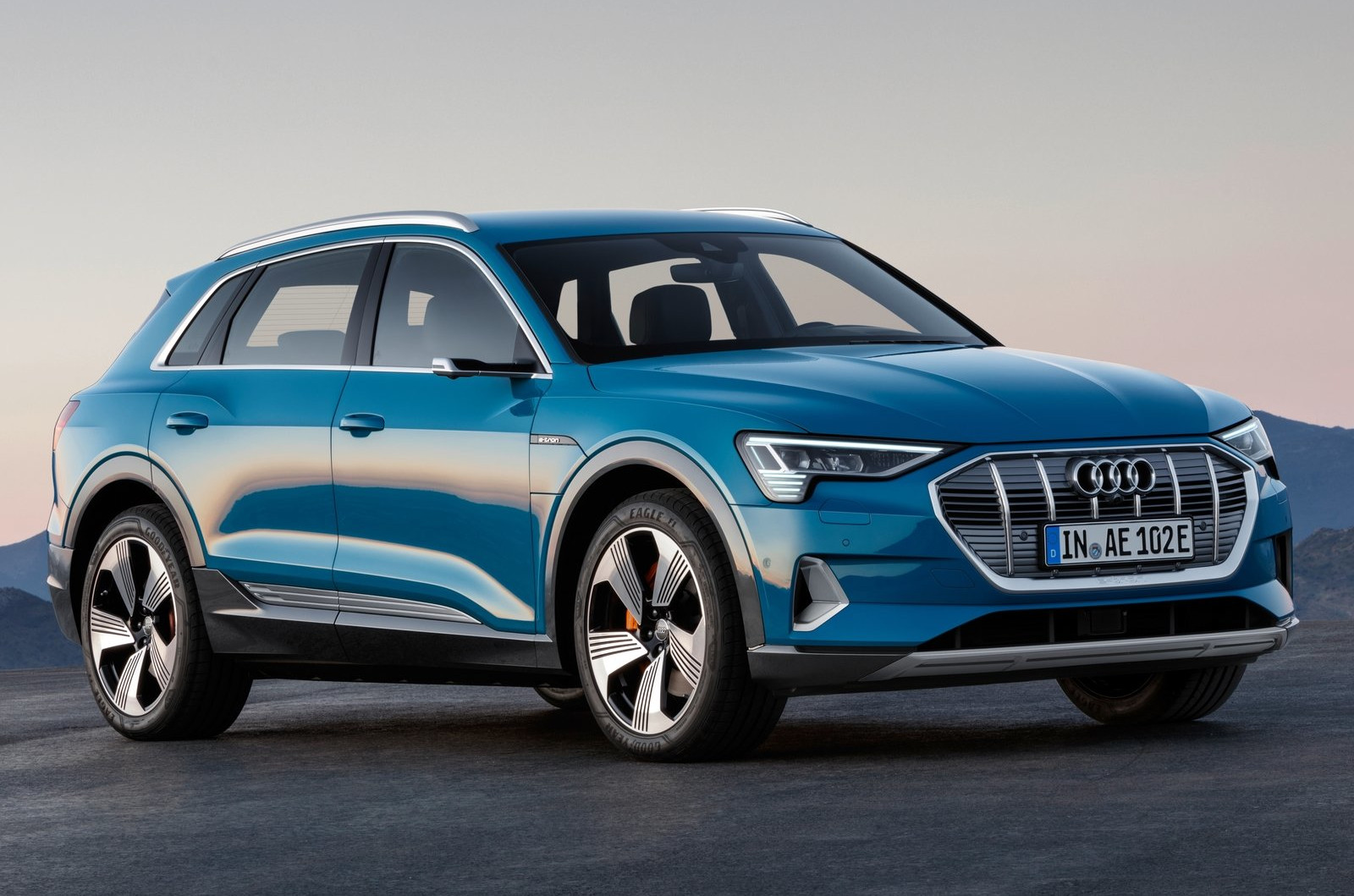 Martes de deportivos: Audi E-Tron, Jaguar I-Pace y Mercedes-Benz EQC