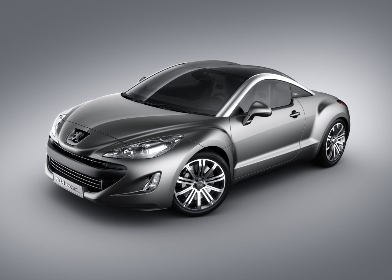 Peugeot RCZ, como olvidarlo; un sueño convertido en realidad