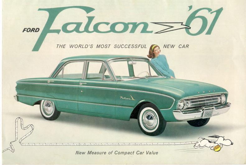 Ford Falcon y Ford 200: ¿cuál de los dos es?