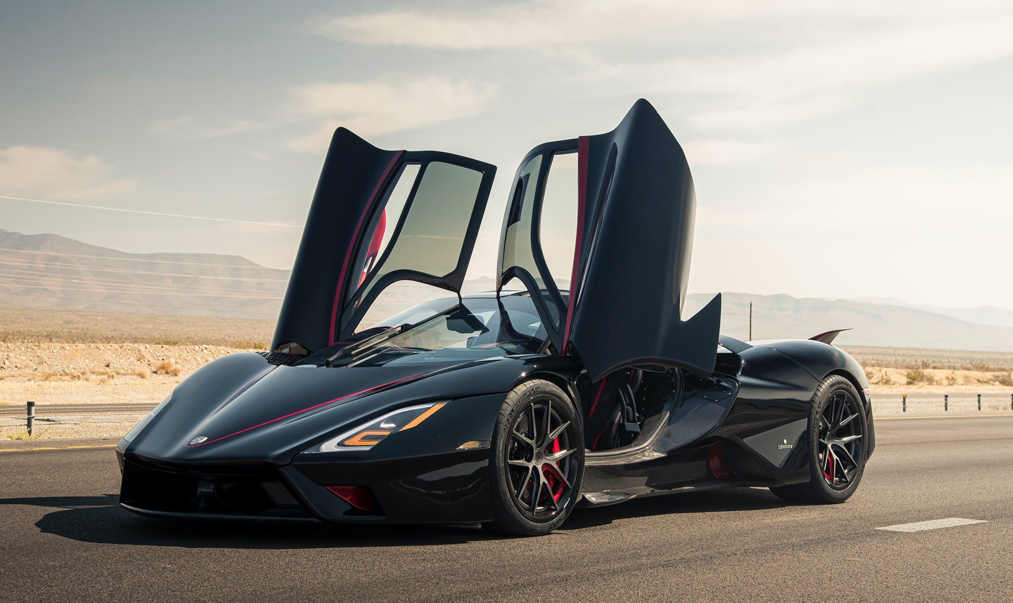 Top 10: los autos más rápidos del mundo