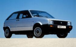 Seat Ibiza 1984