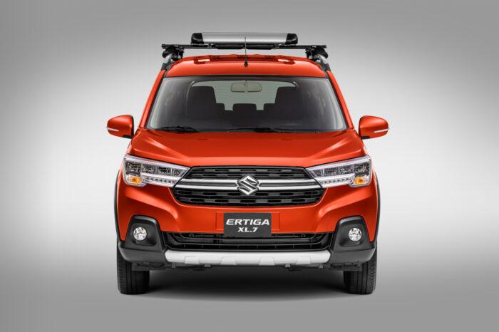 Suzuki Ertiga XL7, para viajes en familia