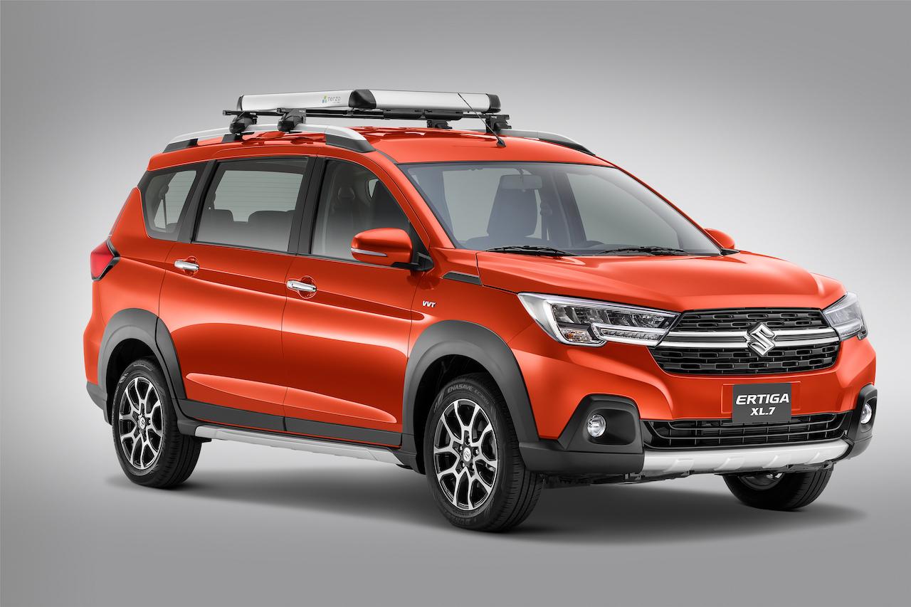 Suzuki Ertiga XL7 aporta 1,000 unidades