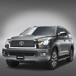 Ya llegó Toyota Sequoia 2021 a los distribuidores del país
