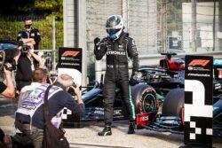 Valtteri Bottas se roba la calificación en Imola