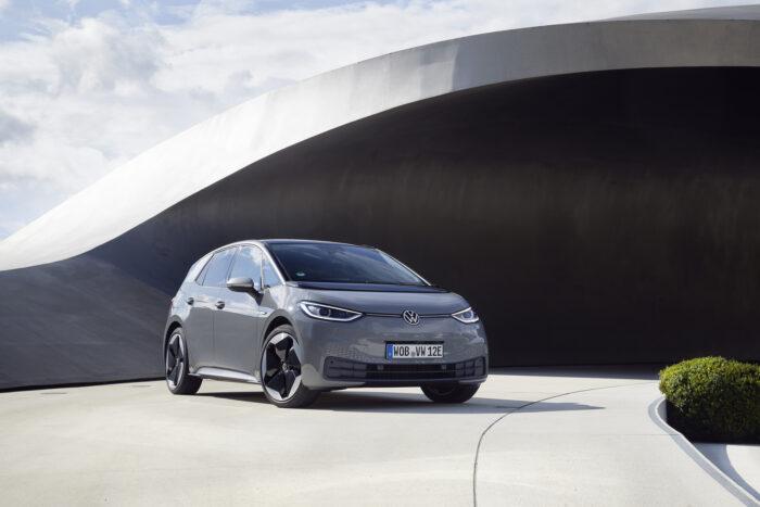 Volkswagen ID.3 obtiene 5 estrellas de EuroNCAP