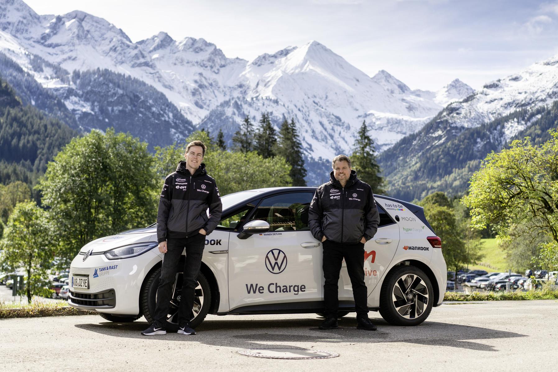 Volkswagen ID.3 sometido a una prueba de 20 mil kilómetros