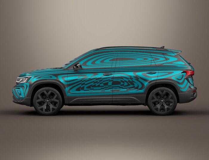 Volkswagen Taos, listo para debutar
