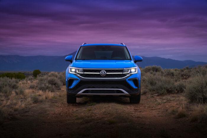 Presentación Volkswagen Taos