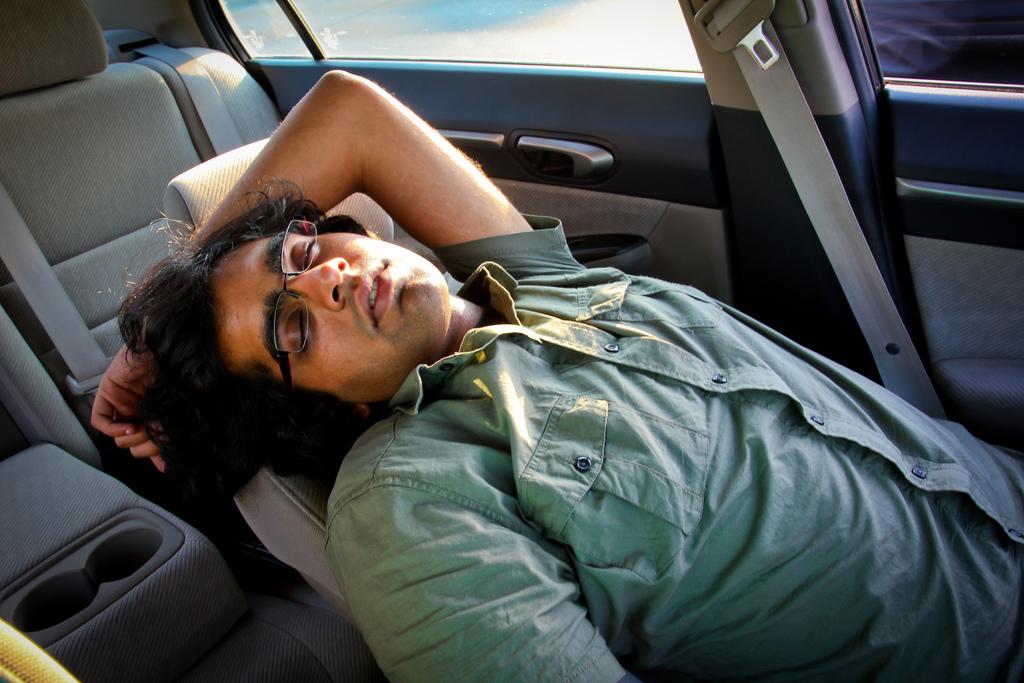 dormir auto 3