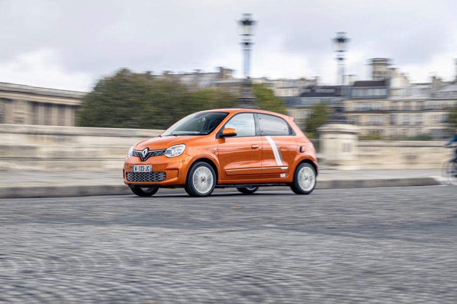 Twingo eléctrico, la pequeña gran reina de Groupe Renault