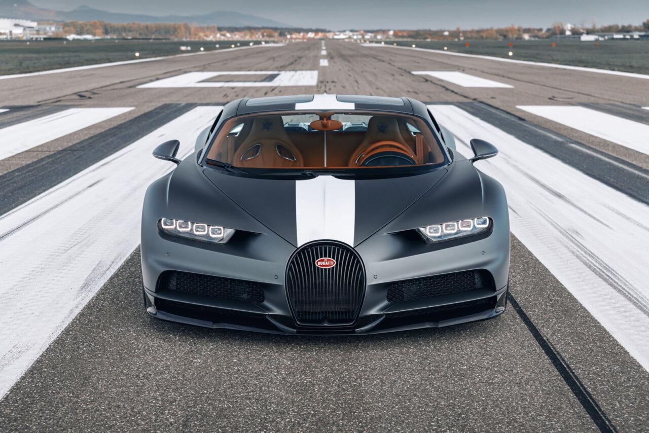 Bugatti rinde homenaje a sus pilotos de la década dorada con una nueva edición