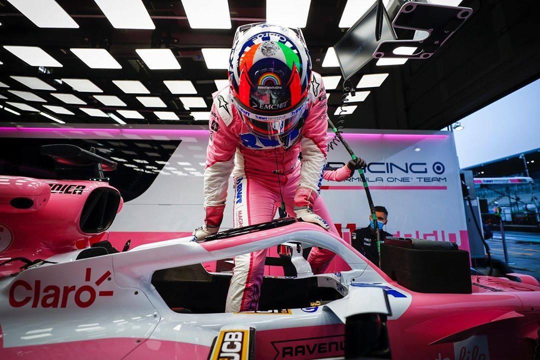 Sergio Pérez tiene ofertas de algunos equipos de F1 para 2022