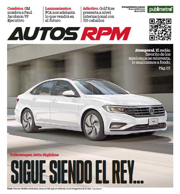 Suplemento Autos RPM 5 de noviembre 2020