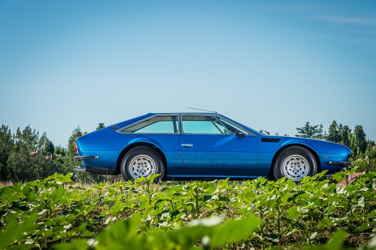 Lamborghini Jarama GT cumple 50 años de haber sido presentado