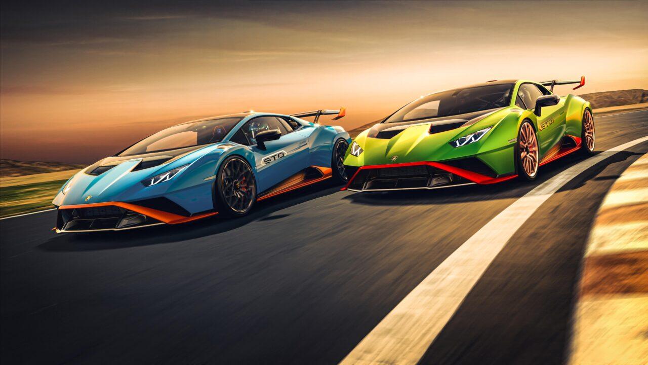 Lamborghini presenta el Huracán STO - Super Trofeo Omologata