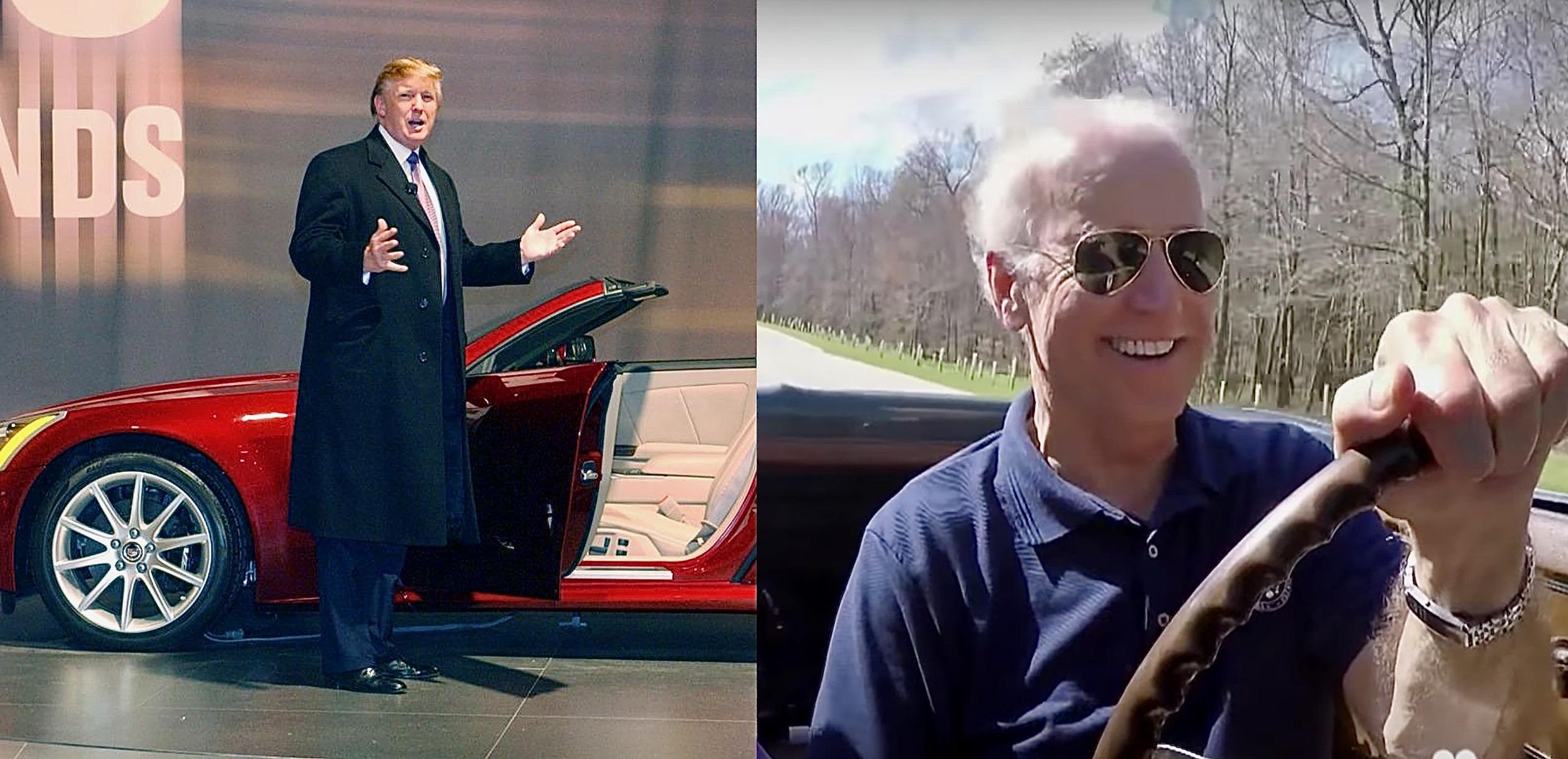 Autos de los presidentes de EUA: Trump, Biden, Obama, Reagan ¡y más!