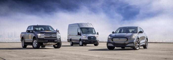 E-Transit, la van eléctrica de Ford llegará a México