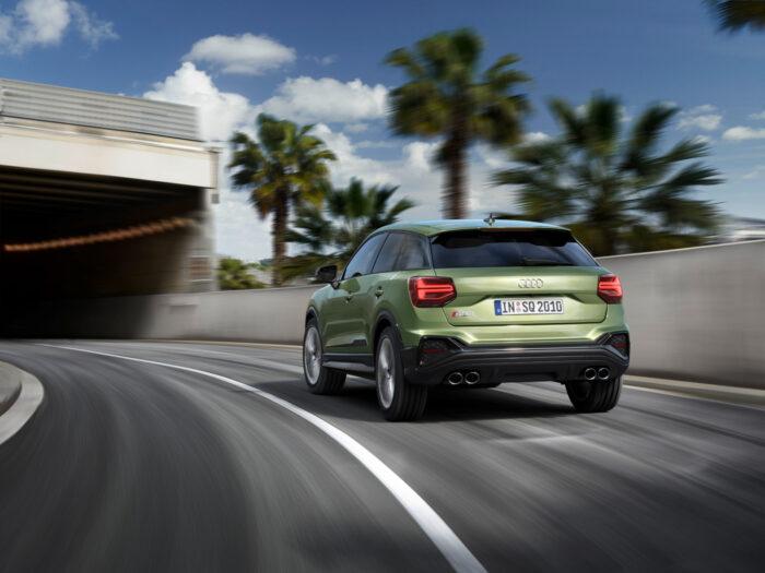 Audi SQ2, deportividad en tamaño compacto