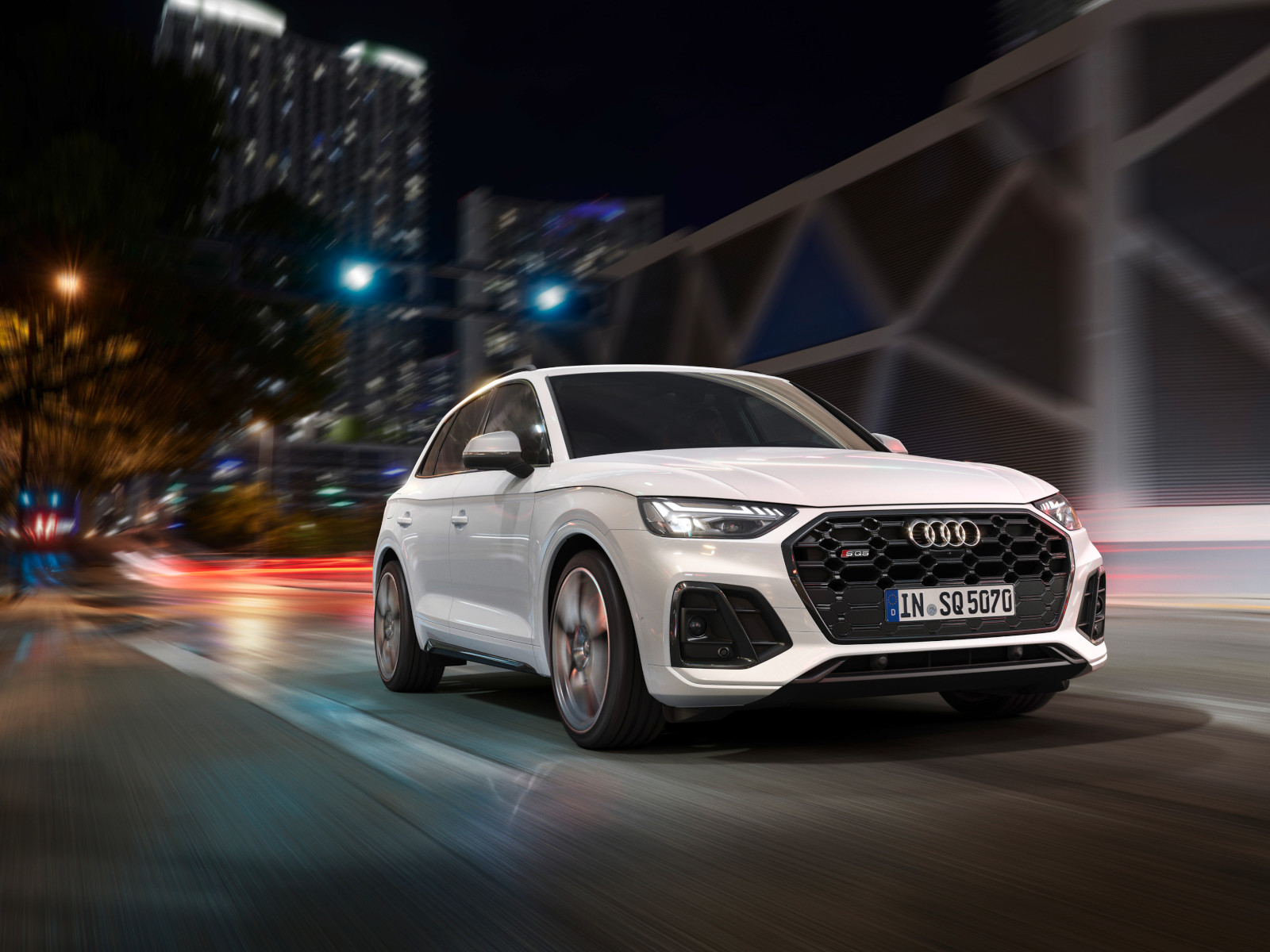 Audi SQ5 TDI, deportividad diesel