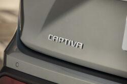 Chevrolet Captiva 2022: el siguiente nivel