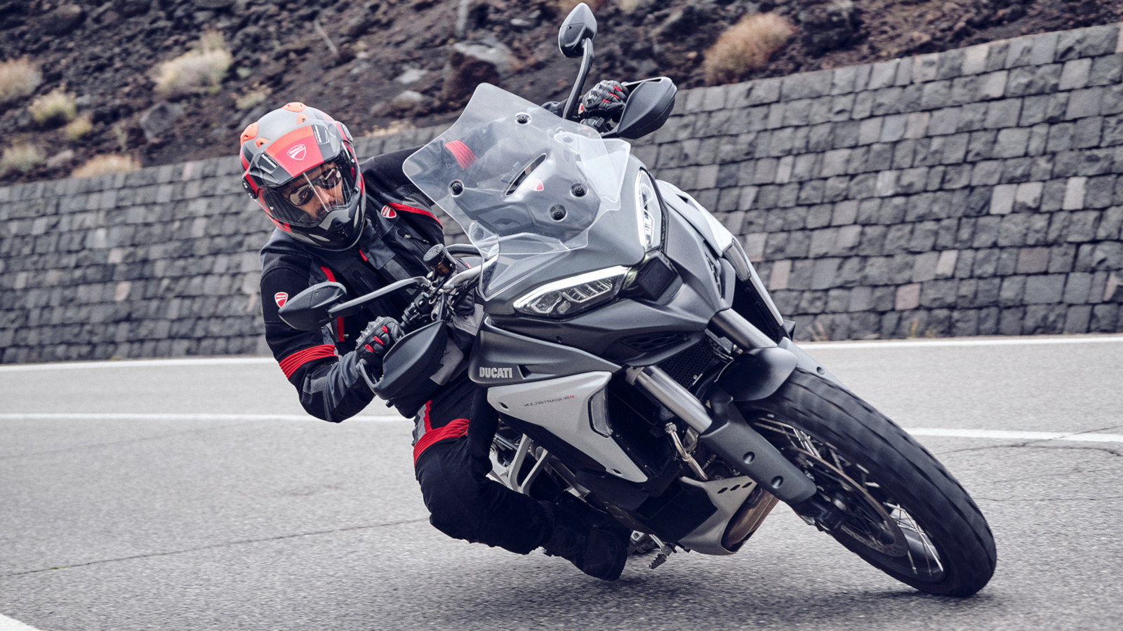 Ducati Multistrada V4, potencia para largos viajes