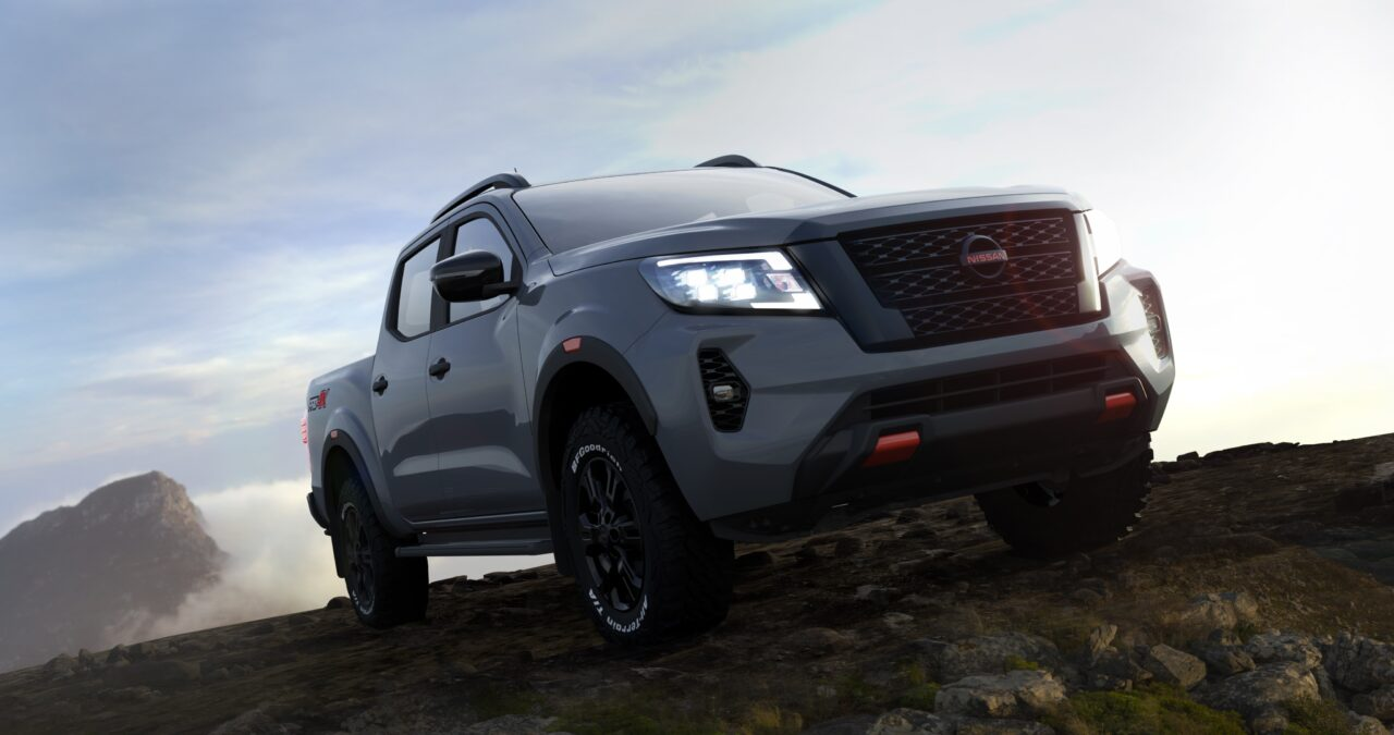 La nueva Nissan Frontier se presentó virtualmente y aquí sus atributos