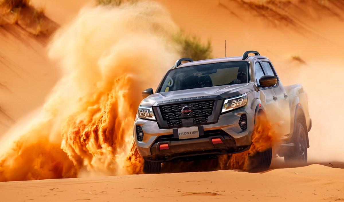 Nissan NP300 y Frontier, presentadas oficialmente en México