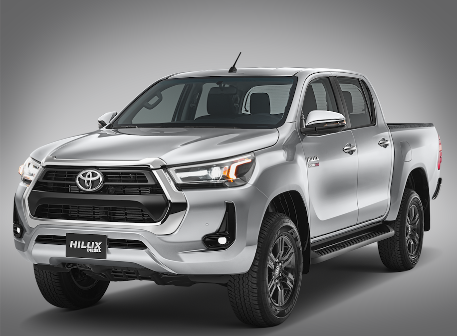 Toyota México cumplió sus objetivos 2020